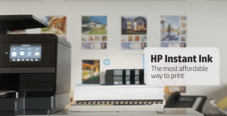 How I Save Money on the Cost of Printer Ink with HP Instant Ink