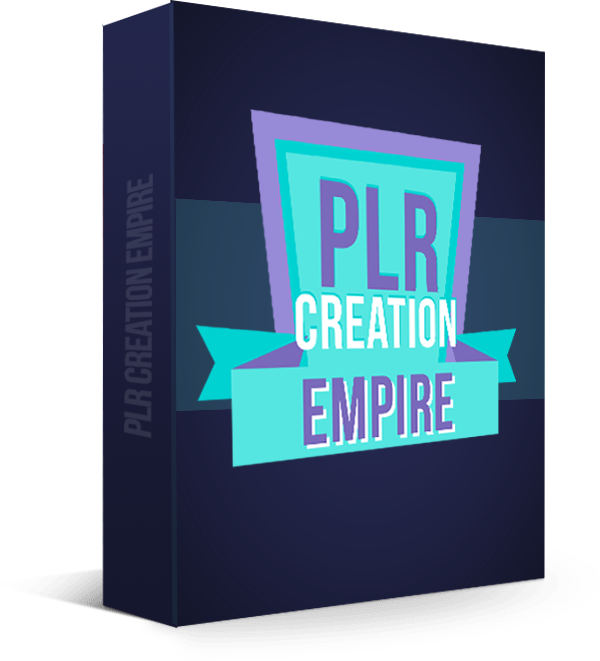 PLR Creation Empire Product Review
