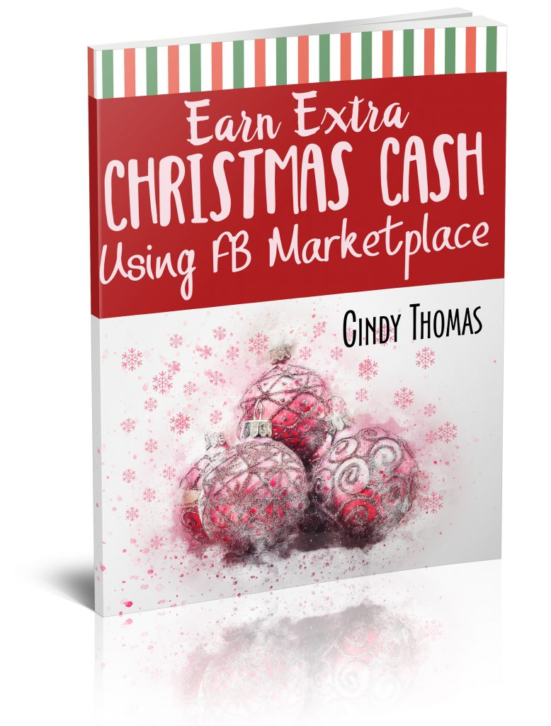 Earn Extra Christmas Cash Using Facebook Marketplace